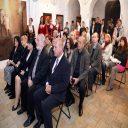 vystúpenie chrámového speváckeho zboru Campana