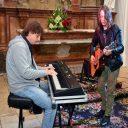 koncert Petra Cmoríka v kaplnke